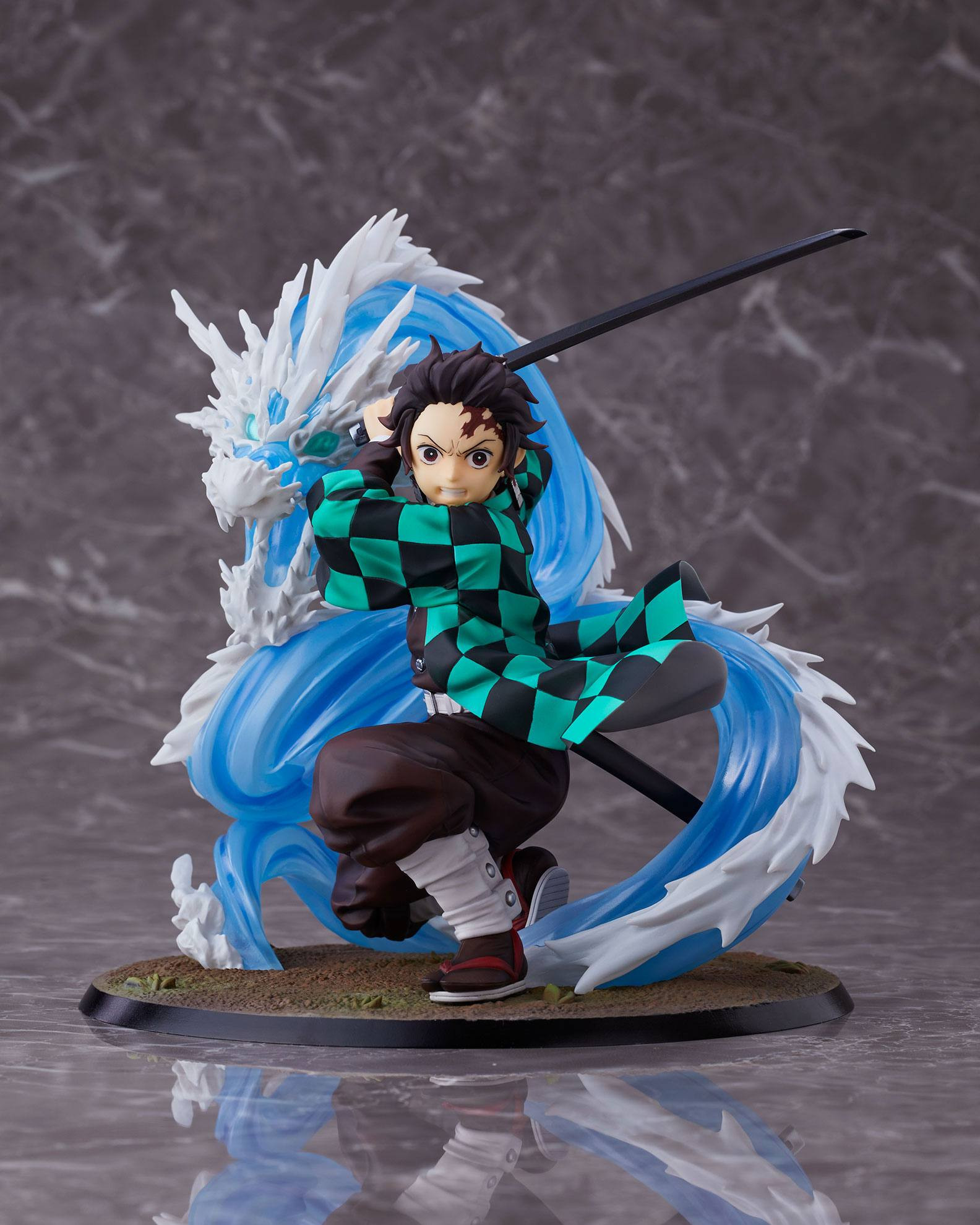 Demon Slayer: Kimetsu no Yaiba - Tanjiro Kamado [Constant Flux] 1/8 Scale  Figure
